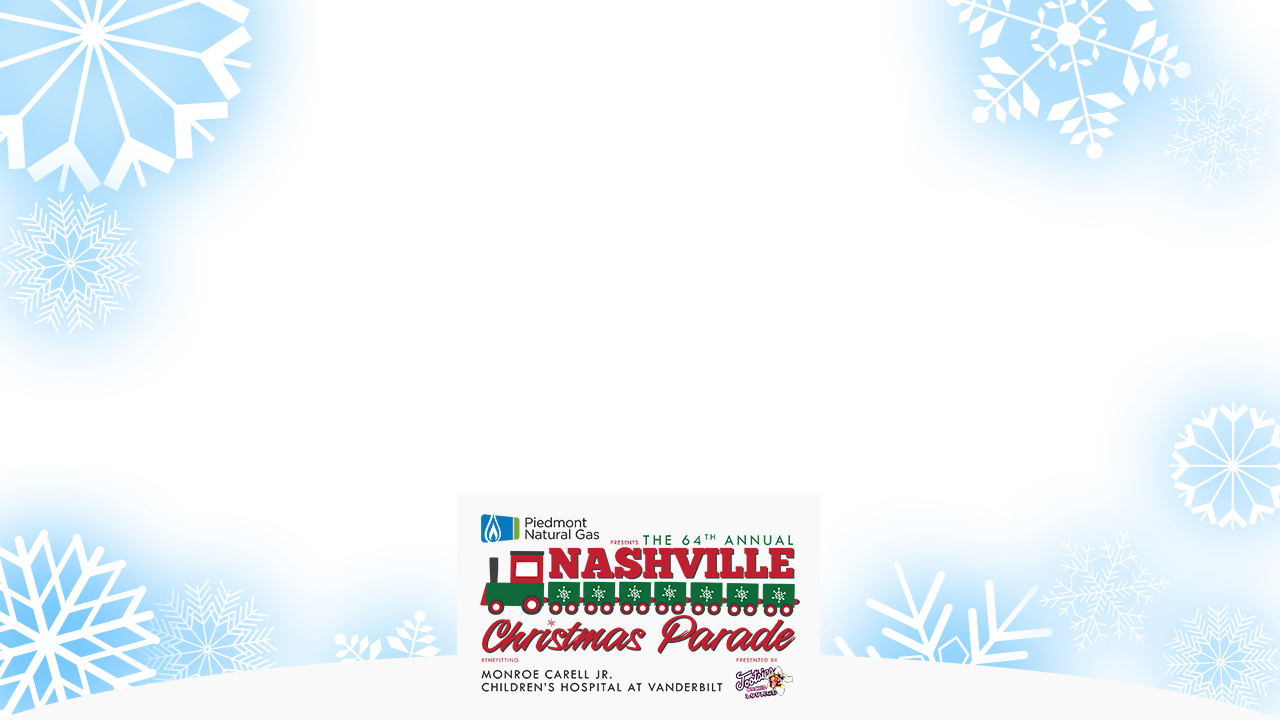 piedmont natural gas nashville christmas parade 2017 u2013 64th annual